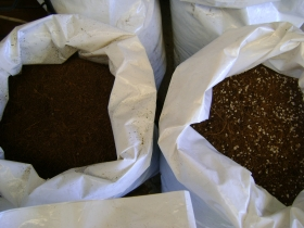 Coir Fine Chip Seedling Mix